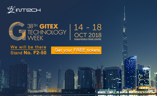 INTECH to GITEX Exhibition