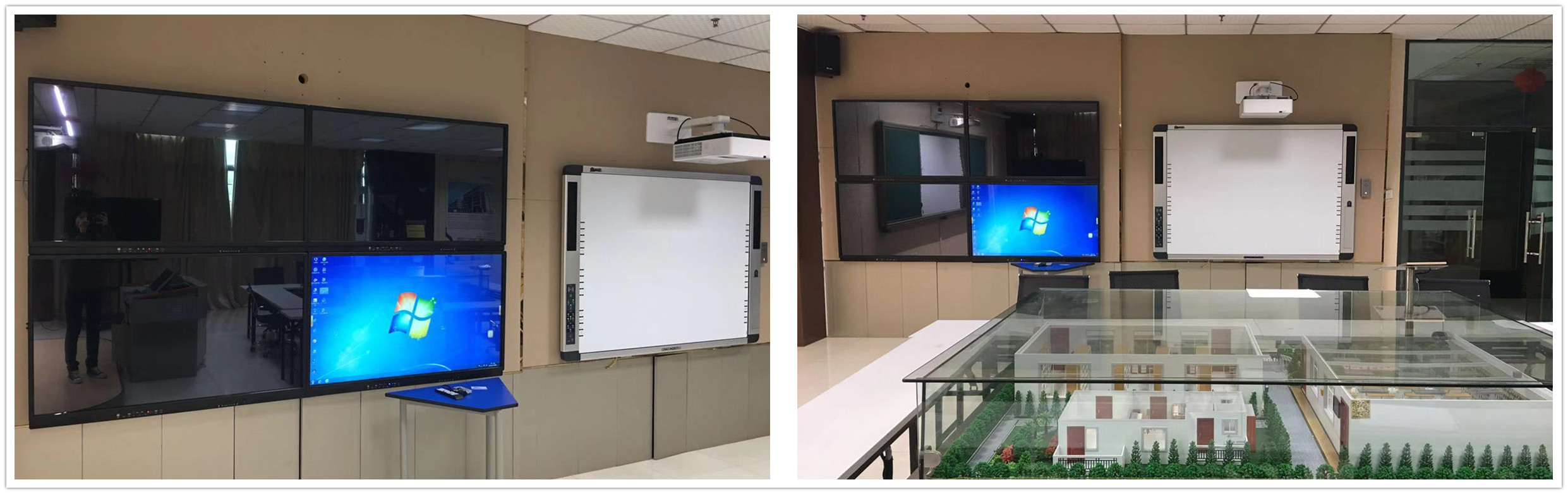 INTECH all in one interactive whiteboard