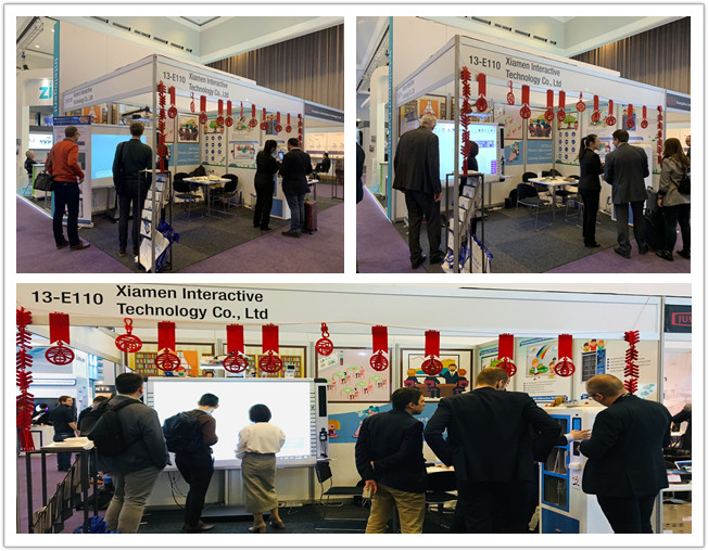 ISE2019 Journey for INTECH