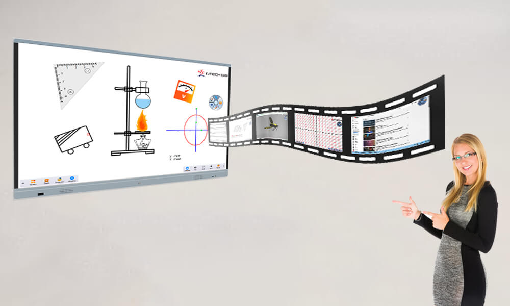 Intech software boasts abundant resources including subject resources, image galleries, 3D resources, etc.