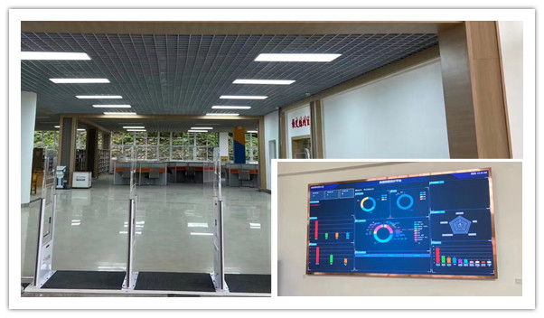 Intech RFID security & detection system
