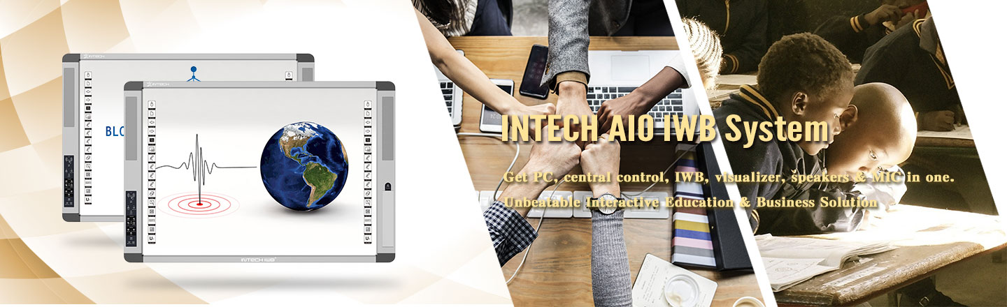 INTECH All in One Interactive Whiteboard System