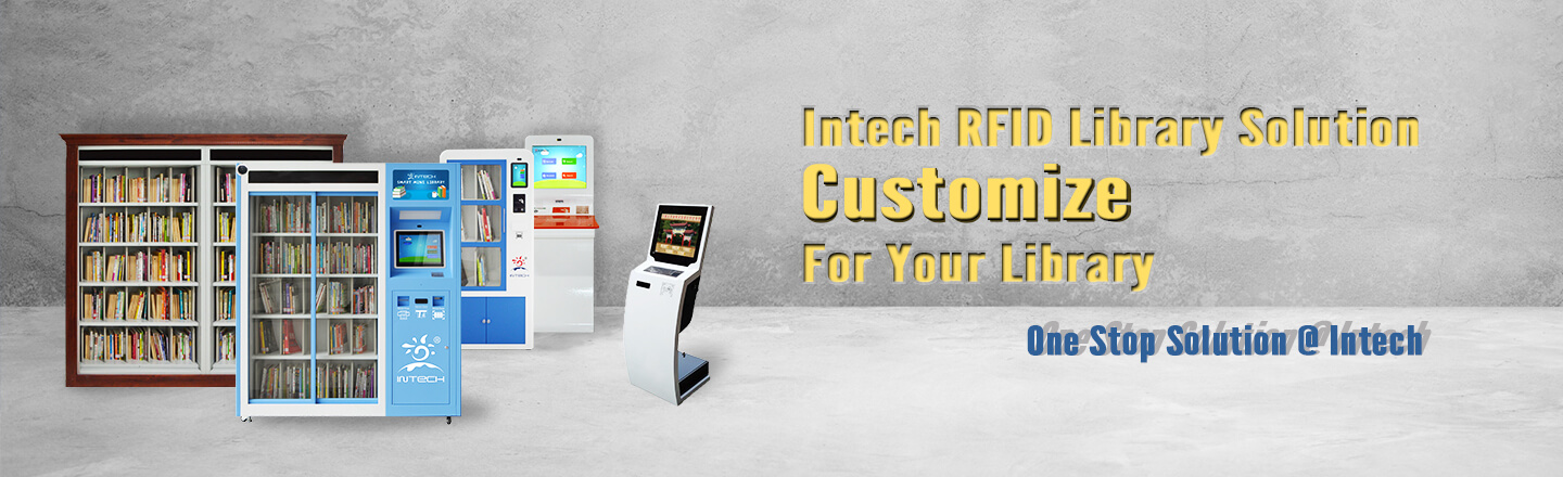 Intech RFID Library Solution