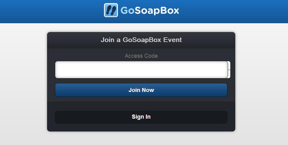 Pair Electronic Whiteboards & Mobile Devices via GoSoapBox