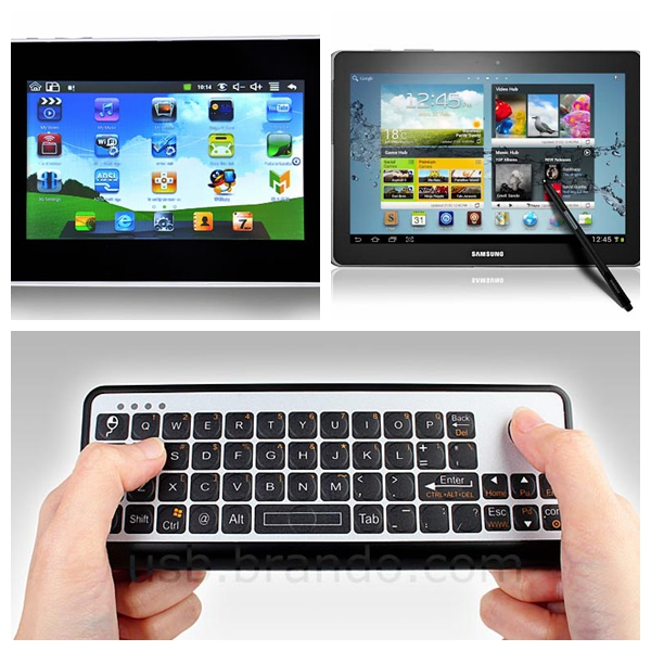 Are wireless keyboards or tablets good alternative to digitale whiteboards?