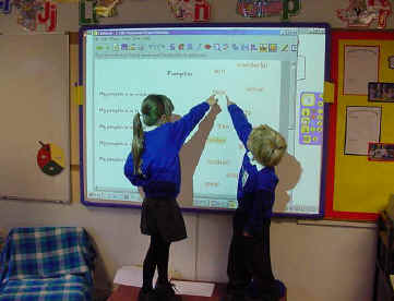 electronic whiteboard allows multi users to operate at the same time - Electronic Whiteboard