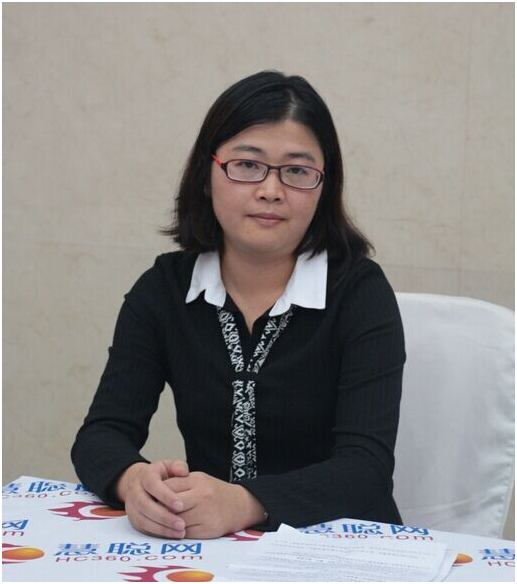 The Domestic Marketing Manager of Xiamen Intech Mrs. Fan was interviewed by the famous educational equipment website edu.hc360.com in China
