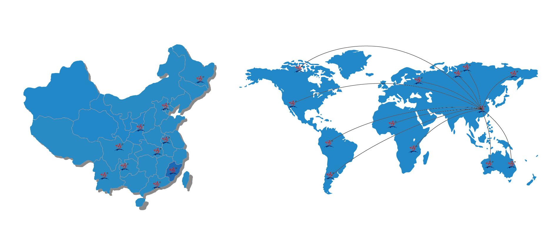 INTECH's Marketing Networks