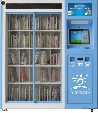 Intech smart mini library