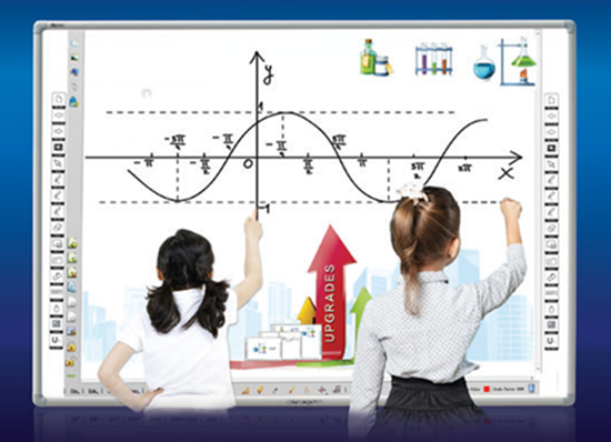 Infrared Interactive Whiteboard - Optimized Structure (SR)