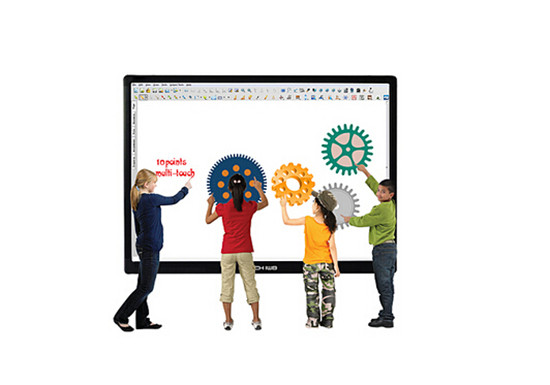 Capacitive Interactive Whiteboard - 10 Users (CP)